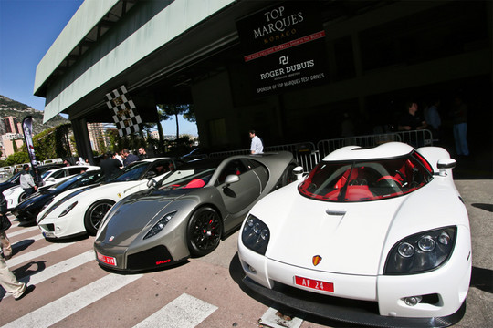 Top Marques Monaco 2012 Highlights 4 at Top Marques Monaco 2012 in Pictures