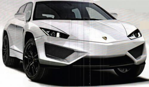 lambo SUV Lamborghini SUV Shown To Select Customers