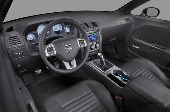 Dodge Challenger Srt8 Interior Design Explained