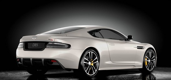 Aston Martin DBS Ultimate Revealed DBS Ultimate 1