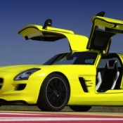 Mercedes SLS eCell 175x175 at Nürburgring Tourist's Survival Guide