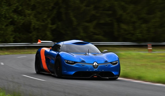 Renault Alpine A110 50 Revealed In Video Renault Alpine A110 50 1