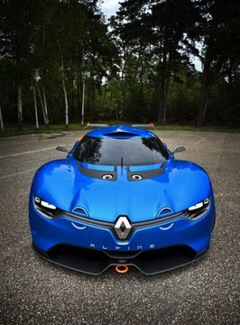 Renault Alpine A110 50   New Pictures Leaked Renault Alpine A110 50 4