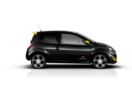 renault twingo rs red bull racing rb7. Black Bedroom Furniture Sets. Home Design Ideas