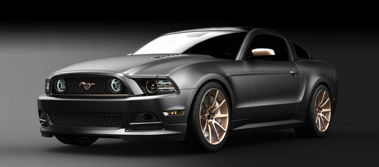 SEMA Mustang by Women 1 at SEMA Bound Mustang by Women Winner Announced