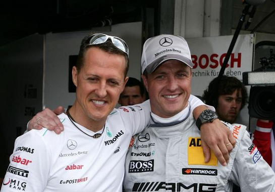 Ralf Schumacher Has High Hopes For His Brother Michael