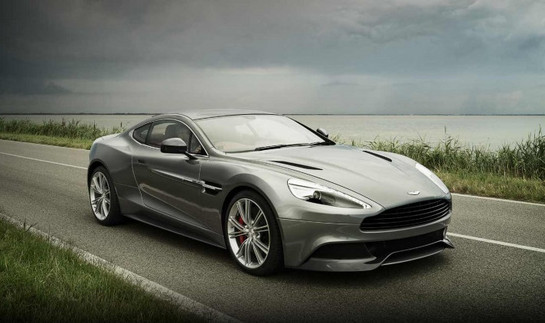 official aston martin vanquish am310. Black Bedroom Furniture Sets. Home Design Ideas