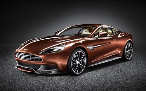 Aston Martin Vanquish AM310 2 at Official: Aston Martin Vanquish AM310