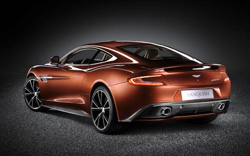 Aston Martin Vanquish AM310 3 at Official: Aston Martin Vanquish AM310