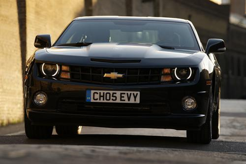 Camaro UK 0 at Chevrolet Camaro UK Pricing and Specs
