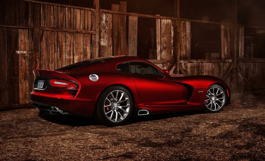 Dodge SRT Viper First 2013 SRT Viper Sells For $300K at Barrett Jackson