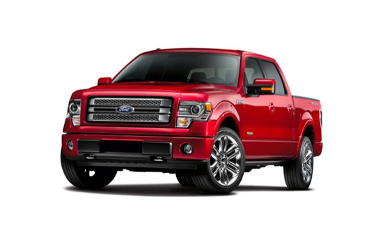 F 150 Limited 1 Official: Ford F 150 Limited