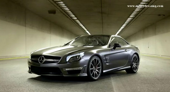 SL 65 AMG 45th Anniversary Mercedes SL65 AMG 45th Anniversary Promo Video