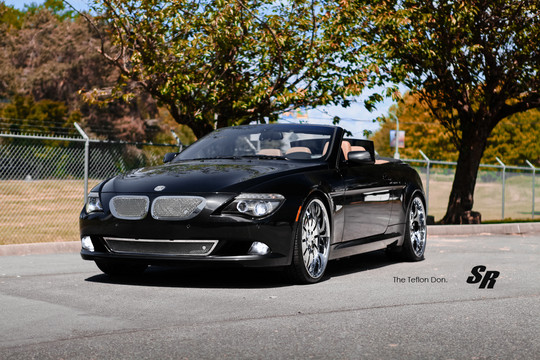 SR Auto BMW 6 Series Convertible 1 SR Auto BMW 6 Series Convertible