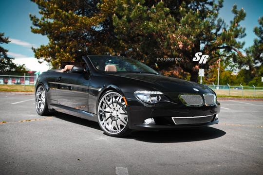 SR Auto BMW 6 Series Convertible 2 SR Auto BMW 6 Series Convertible