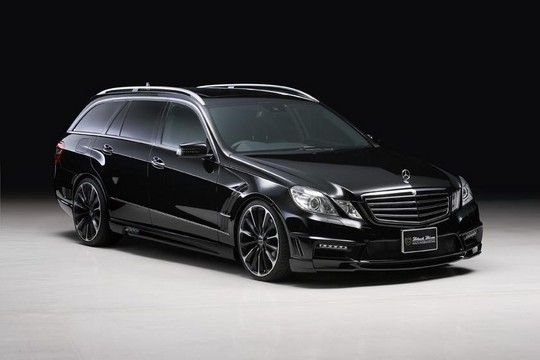 Wald body kit for mercedes e class wagon for Mercedes benz e500 station wagon