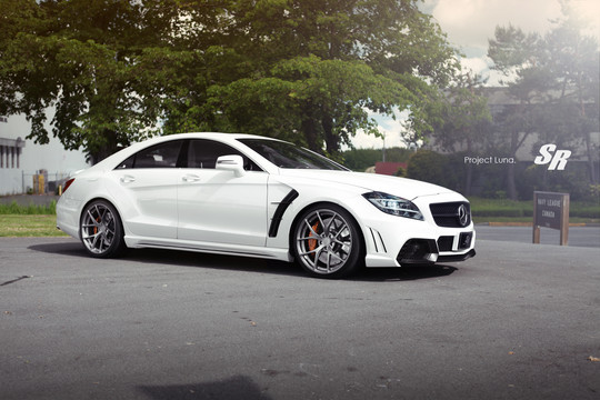 Wald Mercedes CLS SR 2 SR Auto Refines Wald Mercedes CLS