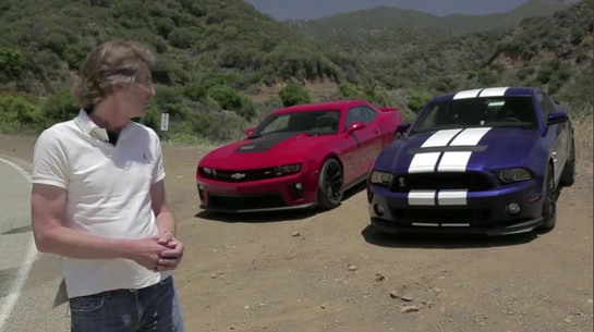 ZL1 vs GT500 MT 0 at Motor Trend: Camaro ZL1 Is Better Than Shelby GT500