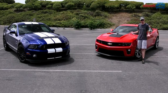Dodge Hellcat Camaro Zl1 Vs Shelby Gt500 Autos Post