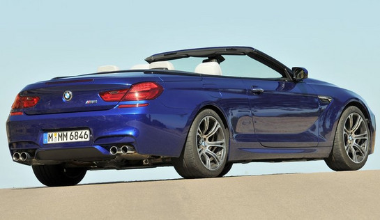 2013 BMW M6 Convertible Video Review 2013 BMW M6 2