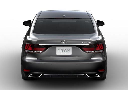 2013 Lexus LS New 7 at Official: 2013 Lexus LS