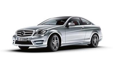 2013 Mercedes C Class 4 2013 Mercedes C Class Range Update (UK)