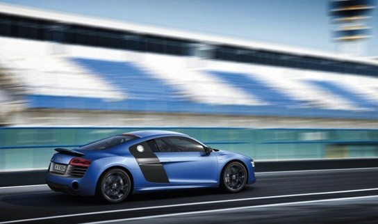 Official: Audi R8 V10 Plus Audi R8 V10 Plus 2