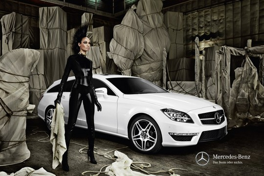 CLS Shooting Brake AMG 1 Mercedes CLS63 AMG Shooting Brake – New Video