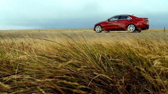 "Cadillac ATS vs the World 1 ""Cadillac ATS vs The World"" Ad Campaign Announced"