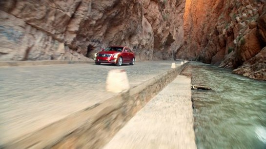 "Cadillac ATS vs the World 5 ""Cadillac ATS vs The World"" Ad Campaign Announced"