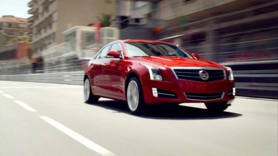 "Cadillac ATS vs the World ""Cadillac ATS vs The World"" Ad Campaign Announced"