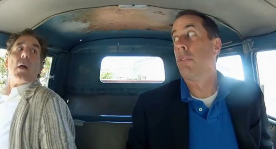seinfeld 39 s comedians in cars getting coffee teaser. Black Bedroom Furniture Sets. Home Design Ideas