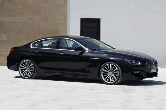 kelleners bmw 6 series gran coupe preview. Black Bedroom Furniture Sets. Home Design Ideas