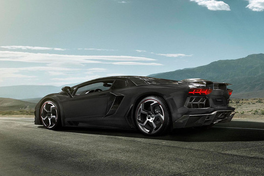 lamborghini aventador carbonado by mansory. Black Bedroom Furniture Sets. Home Design Ideas