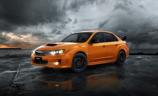 Subaru WRX Club Spec 1 Subaru WRX Club Spec Edition For Australia