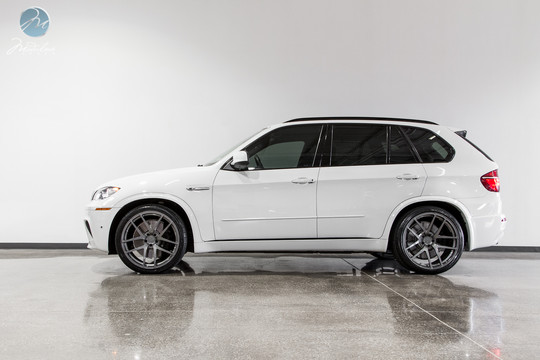 X5M Modulare Wheels 3 2011 BMW X5M with 22 inch Modulare Wheels