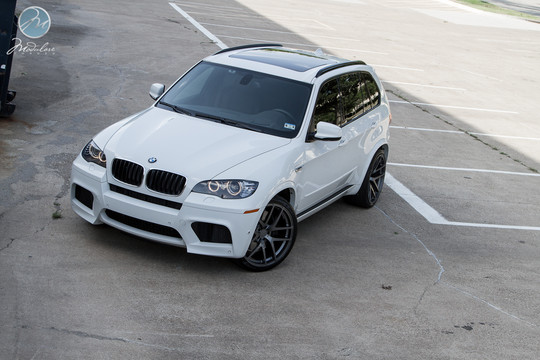 X5M Modulare Wheels 5 2011 BMW X5M with 22 inch Modulare Wheels