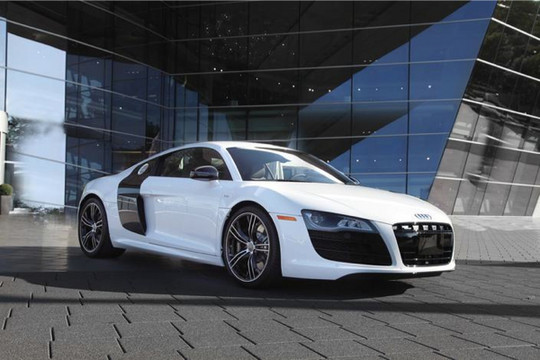 2012 Audi R8 Exclusive Selection 1 2012 Audi R8 Exclusive Selection