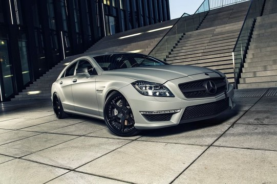 2012 Mercedes CLS63 Wheelsandmore 1 2012 Mercedes CLS63 by Wheelsandmore
