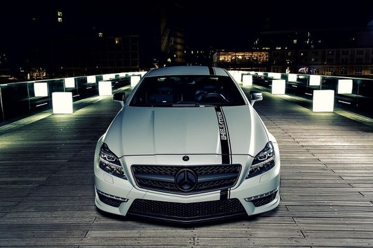 2012 Mercedes CLS63 Wheelsandmore 2 2012 Mercedes CLS63 by Wheelsandmore