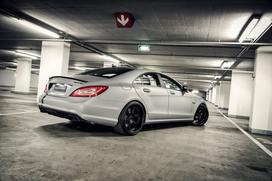 2012 Mercedes CLS63 Wheelsandmore 3 2012 Mercedes CLS63 by Wheelsandmore