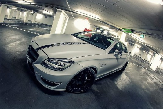 2012 Mercedes CLS63 Wheelsandmore 4 2012 Mercedes CLS63 by Wheelsandmore