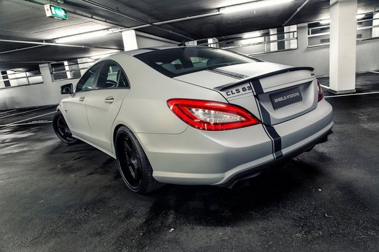 2012 Mercedes CLS63 Wheelsandmore 5 2012 Mercedes CLS63 by Wheelsandmore