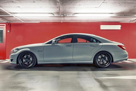 2012 Mercedes CLS63 Wheelsandmore 6 2012 Mercedes CLS63 by Wheelsandmore