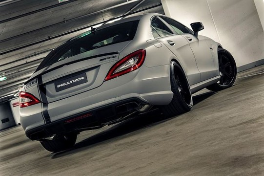 2012 Mercedes CLS63 Wheelsandmore 7 2012 Mercedes CLS63 by Wheelsandmore