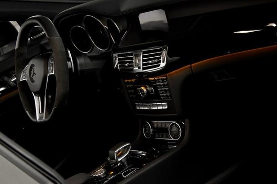 2012 Mercedes CLS63 Wheelsandmore 8 2012 Mercedes CLS63 by Wheelsandmore