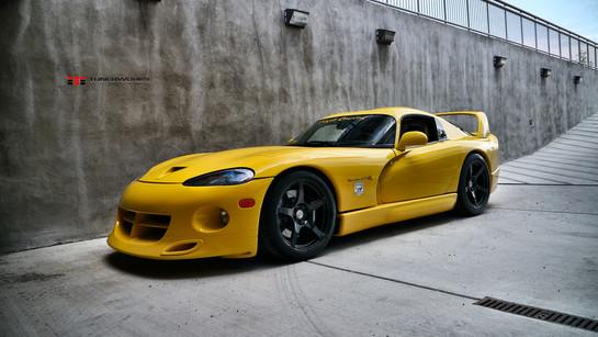 Tunerworks Dodge Viper Venom With Hre Wheels