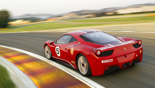 Ferrari 458 Challenge at Ferrari 458 Scuderia To Be Called Monte Carlo