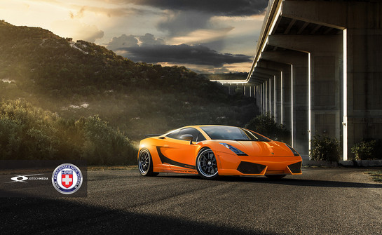 Ur Lamborghini Gallardo Superleggera With Hre Wheels