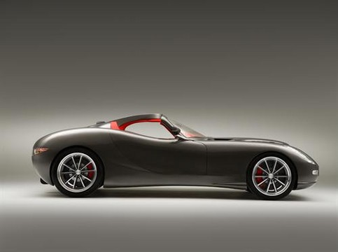 Iceni Grand Tourer c Iceni Grand Tourer  New British Sports Car Revealed